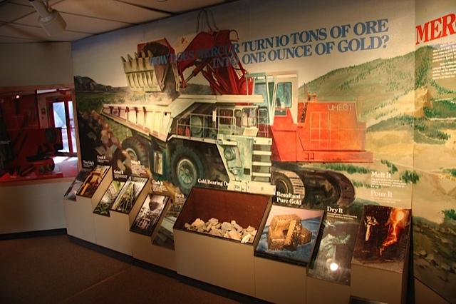 Inside Mining Museum September 2014